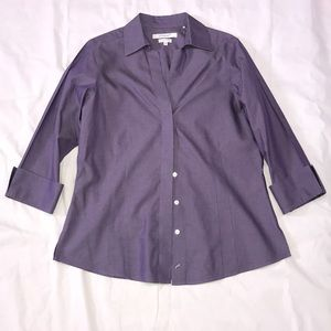 Tops - Foxcroft Women's Shirt size 10